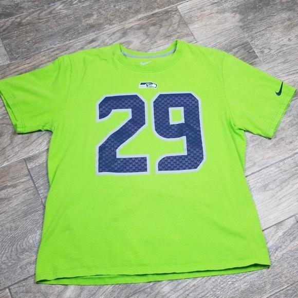 check out 0992f da66a Nike xl Earl Thomas III Seattle Seahawks 29